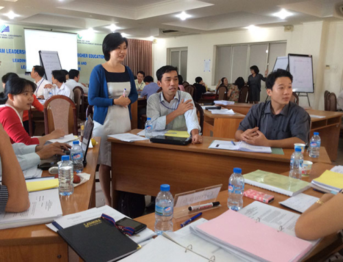 2013 Viet Nam Leadership Training Institute