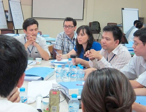Leadership Training for Young Leaders at Viet Nam National University – Ho Chi Minh City