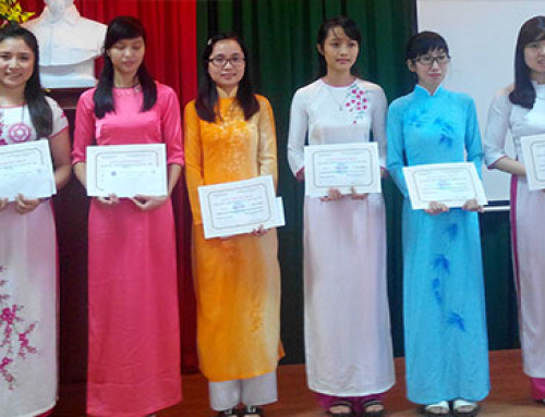 Forty scholarships for Nursing students At Hue University of Medicine and Pharmacy